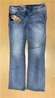 Silver Jean Co. W29 L31 Suki Mid Slim Boot