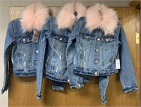3- Forever 21 Girls Jackets 2- 9/10, and 1- 13/14