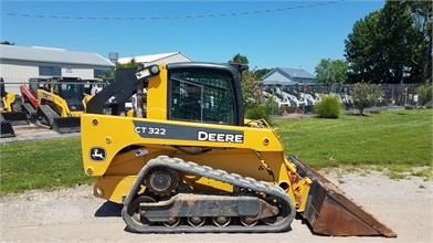 DEERE CT322 For Sale - 32 Listings   MachineryTrader com - Page 1 of 2