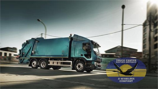 Volvo FE 4x2 Rigid Steel Suspension Euro 5