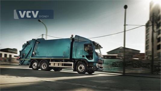 Volvo FE 4x2 Rigid Municipal Short Springs