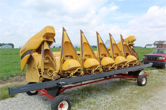 1998 NEW HOLLAND 996 at AuctionTime.com