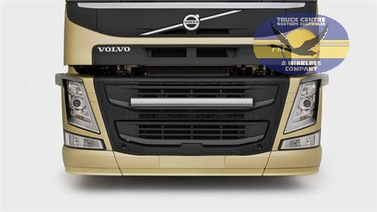 Volvo FM11 4x2 Tractor Rear Air Suspension