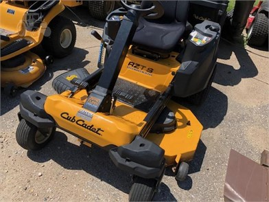 CUB CADET RZTS46 For Sale - 1 Listings   TractorHouse com