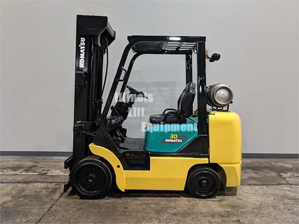KOMATSU Cushion Tire Forklifts For Sale - 67 Listings