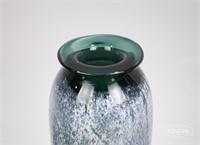2 Art Glass Vases