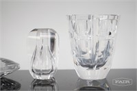 Orrefors Clear Glass/Crystal Lot