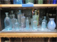 Large Lot of Collectibles Contents of Middle Colum