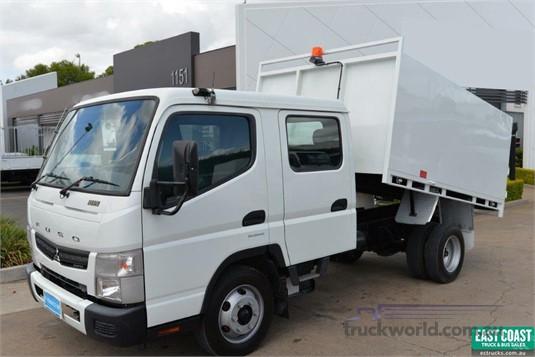2015 Mitsubishi Canter Trucks for Sale