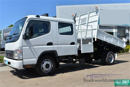 2007 Mitsubishi Canter Trucks for Sale