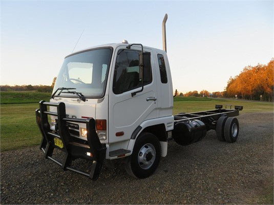 2004 Fuso Fighter 6 - Trucks for Sale