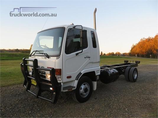 2004 Fuso Fighter 6 Trucks for Sale