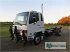2004 Fuso Fighter 6 Cab Chassis