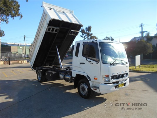2016 Fuso Fighter 1224 City Hino - Trucks for Sale