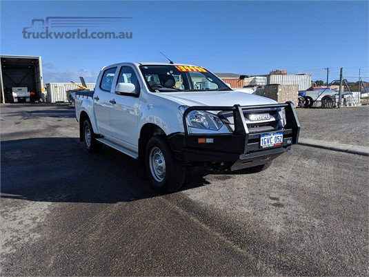 2018 Isuzu UTE D-Max - Light Commercial for Sale