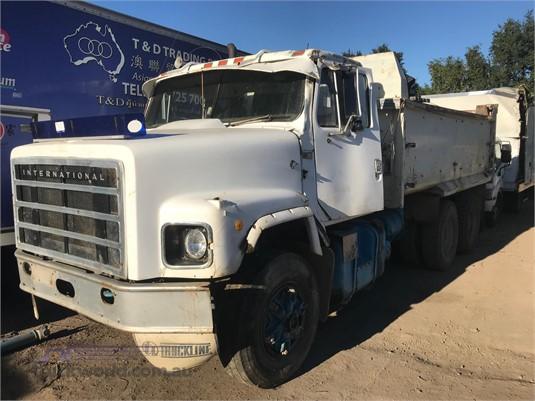 1985 International S 2600 Wrecking Trucks