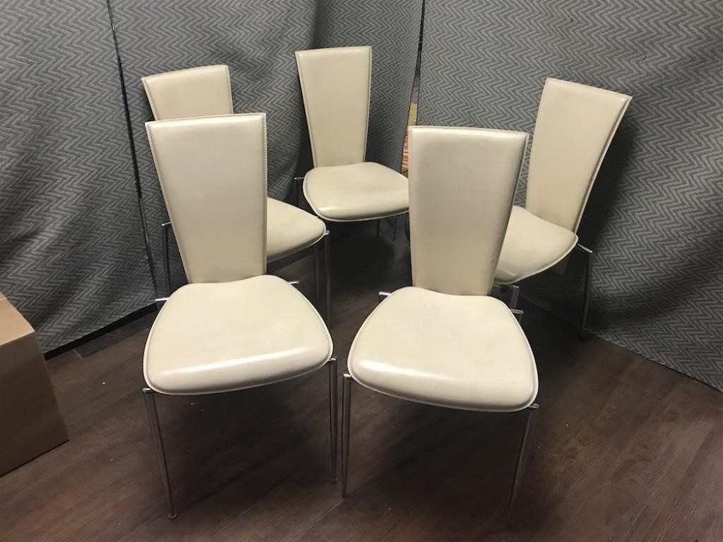 Arper Made In Italy Mcm Chairs Dallas Online Auction Block