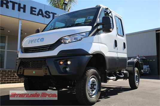 2019 Iveco other Emanuele Bros Isuzu & Iveco Trucks - Light Commercial for Sale