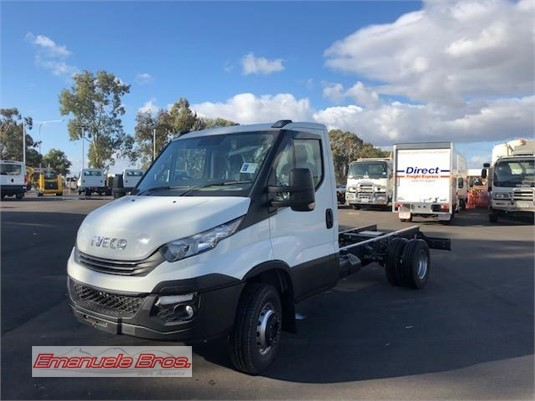 2019 Iveco Daily 70c21 Emanuele Bros Isuzu & Iveco Trucks - Light Commercial for Sale