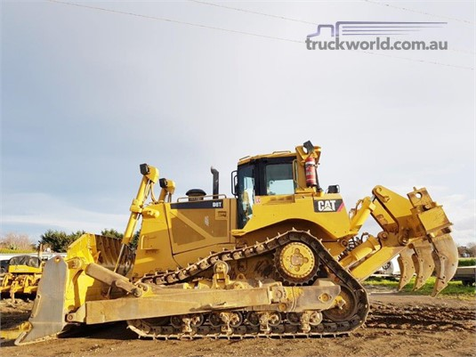 2007 Caterpillar D8T Dozers - Tracked