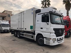 MERCEDES-BENZ ACTROS 2550  used