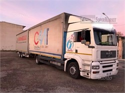 MAN TG410A  used