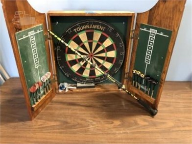 DART BOARD W/ BLOW DART Other Items For Sale - 1 Listings