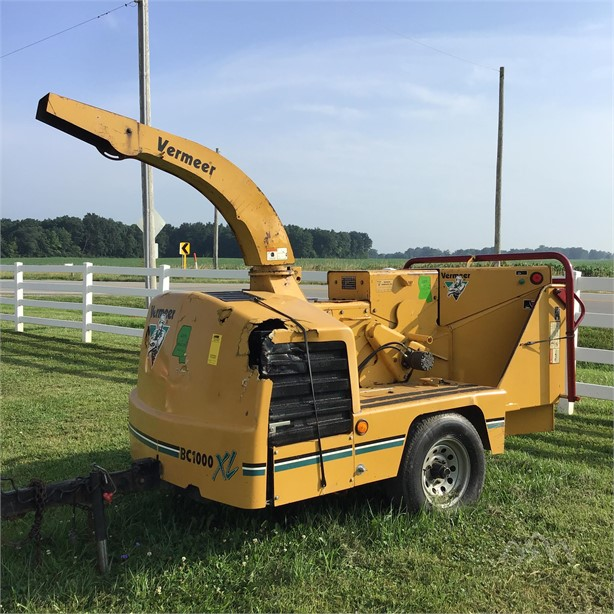VERMEER BC1000XL Wood Chippers Logging Equipment For Sale - 107