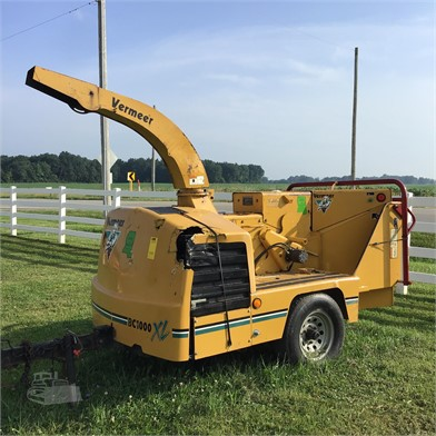 VERMEER BC1000XL For Sale In Washington Court House, Ohio