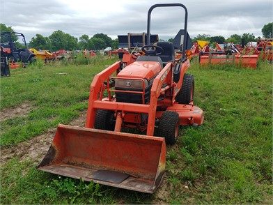 KUBOTA BX2200 Online Auction Results - 19 Listings