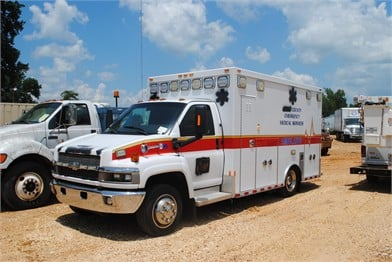 Ambulance For Sale In Tennessee - 5 Listings   TruckPaper