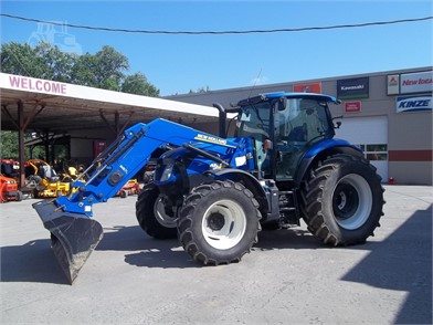 NEW HOLLAND T6 155 For Sale - 38 Listings | TractorHouse com - Page
