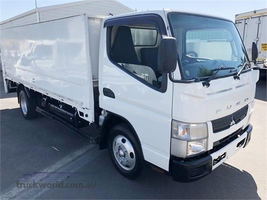 2011 Mitsubishi Fuso CANTER 1.5 - Trucks for Sale