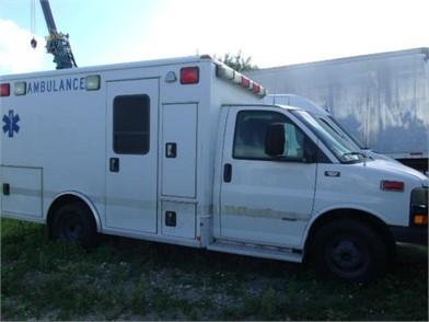 Ambulance For Sale >> Ambulance For Sale In Florida 5 Listings Truckpaper Com