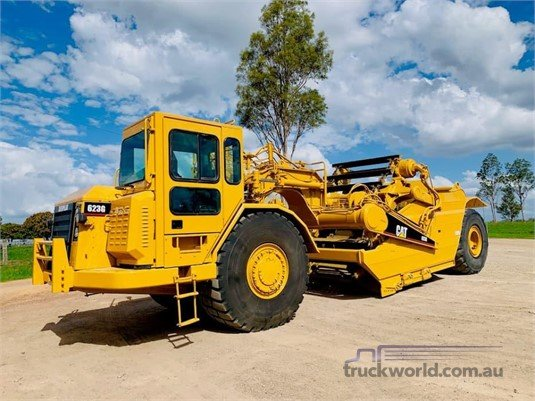 2002 Caterpillar 623G - Heavy Machinery for Sale