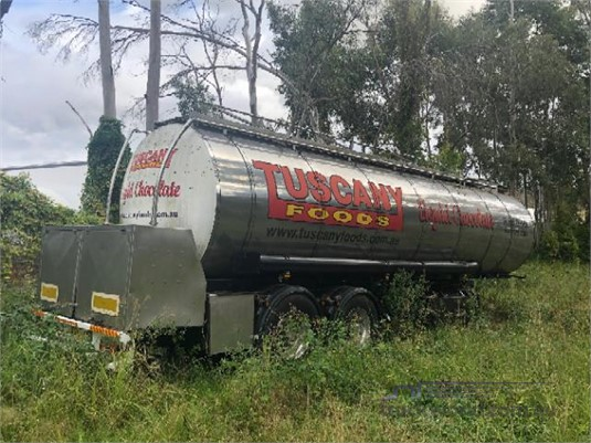 2009 Unknown Tanker Trailer - Trailers for Sale