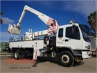 2005 Isuzu FTR 900 Elevated Work Platform