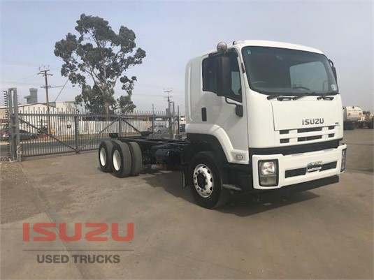 2011 Isuzu FVZ 1400 Used Isuzu Trucks - Trucks for Sale