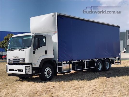 2019 Isuzu FVL 240 300 Westar - Trucks for Sale