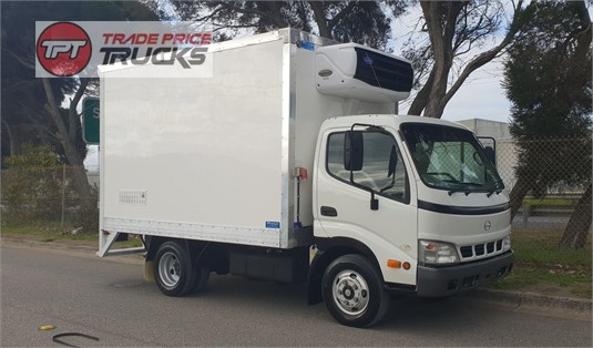 2004 Hino Dutro 4500 Trade Price Trucks - Trucks for Sale
