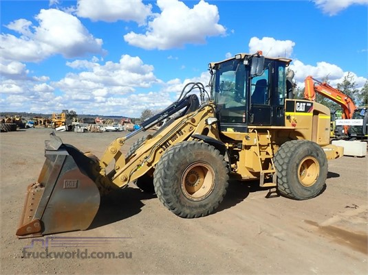 2008 Caterpillar 930H - Heavy Machinery for Sale