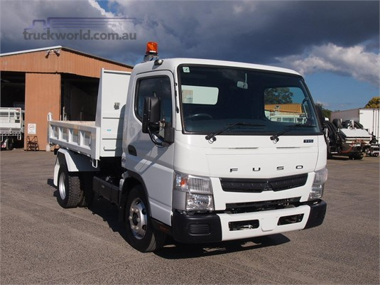 2015 Fuso Canter 715 Factory Tipper - Trucks for Sale