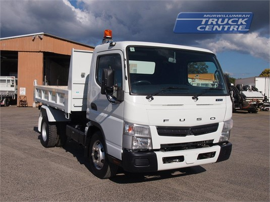 2015 Fuso Canter 715 Factory Tipper Murwillumbah Truck Centre - Trucks for Sale