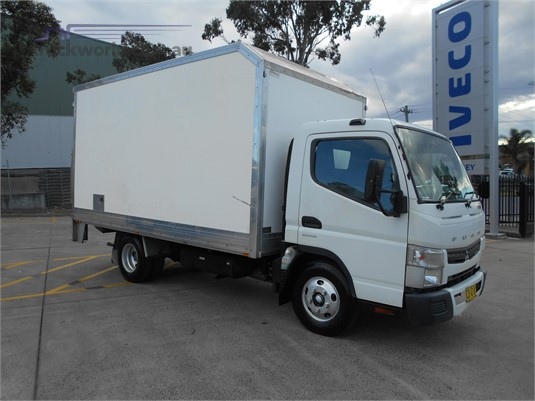 2014 Fuso Canter 615 Trucks for Sale