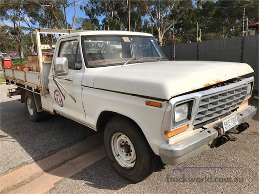 1980 Ford F250 - Light Commercial for Sale