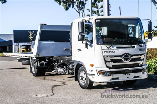 2019 Hino 500 Series 1124 FD Trucks for Sale