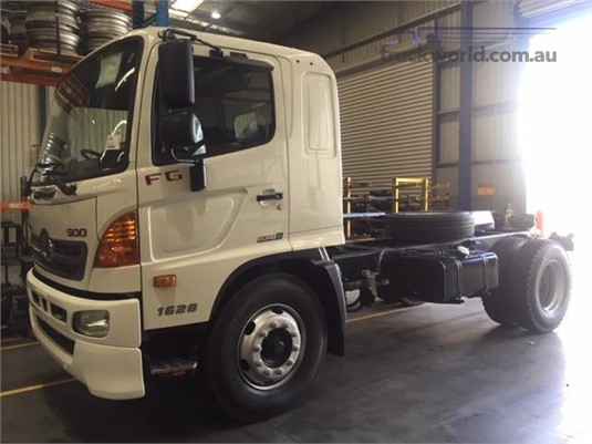 2018 Hino 500 Series 1628 FG - Trucks for Sale