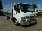 2019 Hino 300 Series 616 TradeAce Table / Tray Top