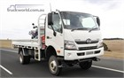 2019 Hino 300 Series 817 4x4 Table / Tray Top
