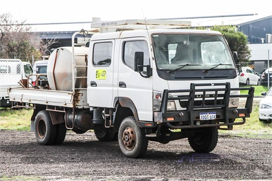 2010 Mitsubishi Canter WA Hino - Trucks for Sale